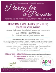 BFF Party for a Purpose Fri., May 6th 6-9pm
